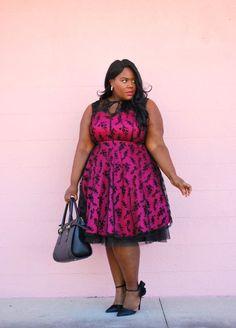 Musings of a Curvy Lady, Fashion Blogger, Plus Size Fashion