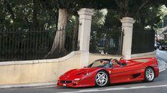 The Supercars of Monaco: Ferrari Classic Trucks, Classic Cars, Car Editorial, Mode Of Transport, Small Cars, Gto, Hot Cars, Exotic Cars, Corvette