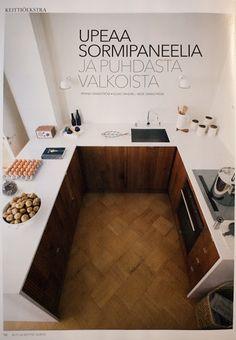Small kitchen, big impact design