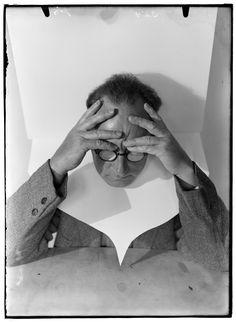 Piet Zwart (1885-1977), Zelfportret, 1931