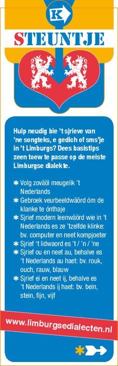 Limburgse Spelling - Overzicht tekens