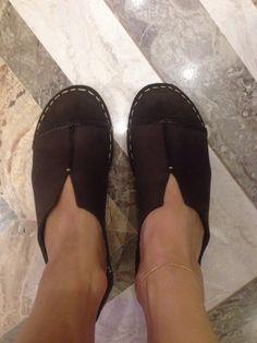 f6e60e3af08e8d Tienda Online Whensinger 2016 Zapatos de Las Mujeres Mocasines de Cuero  Genuinos Femeninos Cosido Casual Slip-On Punta Redonda Solid Manera  Característica ...