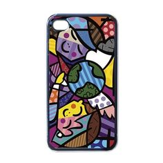 http://www.Hypnosis.mn Romero Britto Case For Smartphone like iphone and galaxy