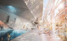 New Paracelsus Spa and Pools in Salzburg Winning Proposal (3)