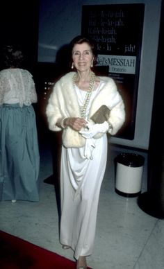 Janet Auchincloss - Jackie O's mother