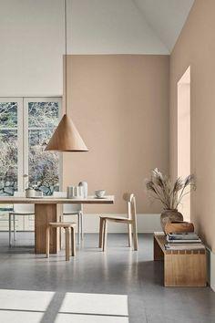 Home Interior Industrial .Home Interior Industrial Minimalist Dining Room, Interior Design Trends, Interior Inspiration, Best Interior Design, Home Decor, House Interior, Room Interior, Minimalist Home Interior, Interior Trend