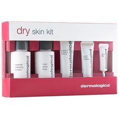 dermalogica Skin Set Dry Gesichtspflegeset online kaufen bei Douglas.de