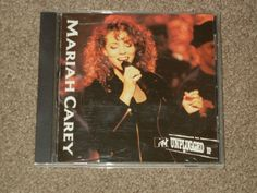 MARIAH CAREY: MTV Unplugged(EP) (CD, Music, R&B, Soul, Dance, Vocals, Female) #Dance