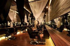 Salon Spaces To Die For On Pinterest Salon Interior