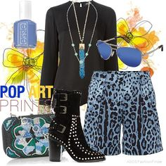 Spring+prints+|+Women's+Outfit+|+ASOS+Fashion+Finder
