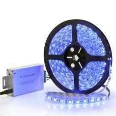 Flexible Multicolor Stick-en la tira del LED - salpicaduras Altura interior LED Brillo, 300 LED, 5 metros