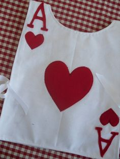 playing card costumes to make | Add it to your favorites to revisit it later.
