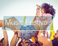 Upcoming Festival Info, Festival Performer Info, Festival Tips and Tricks, and Some Pretty Sweet Festival Outfits!