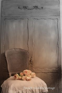 FRENCH COUNTRY COTTAGE: Boiserie Tutorial