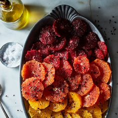 Oranges with Olive Oil and Chocolate  recipe on Food52