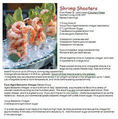 Shrimp Shooters Low Country Boil, How To Cook Shrimp, Lettuce, Brown Sugar, Cabbage, Garlic, Bridal Shower, Lemon
