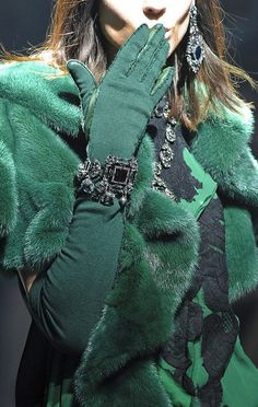 LANVIN rtw fall 2012 paris fashion week