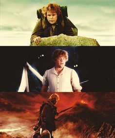 """and he said, 'don't you leave him Samwise', and I don't mean to, I don't mean to."""
