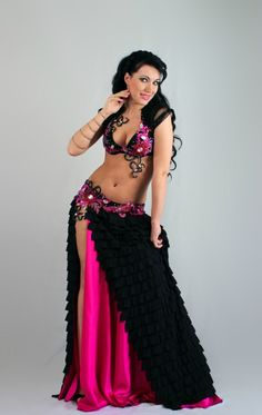 A cheeky ensemble from Russian designer Fatima Habib