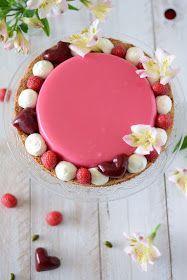 Chic, Chic, Chocolat...: Le Poétik framboises pistaches