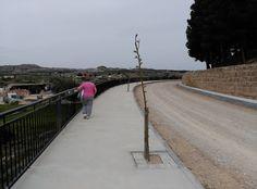 Obras de Castelserás que realiza el Ayuntamiento