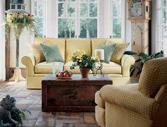 Harden Furniture Upholstered Lawson Arm Sofa