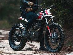 Ducati 250 Scrambler by Bryan Fuller