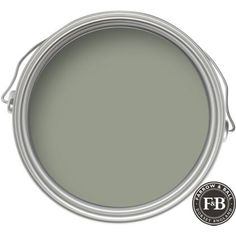 Find Farrow & Ball Eco Pigeon - Exterior Eggshell Paint - at Homebase. Best Paint Colors, Paint Colors For Home, House Colors, Paint Colours, Farrow Ball, Farrow And Ball Paint, Farrow And Ball Living Room, Farrow And Ball Kitchen, Painted Interior Doors