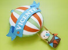 Enfeite Bebê no Balão                                                                                                                                                                                 Mais