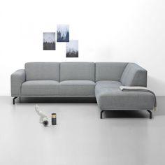 Montel Leren Hoekbank Wit.14 Beste Afbeeldingen Van Banken Chaise Longue Interieur