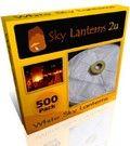 Sky Lanterns at your wedding?