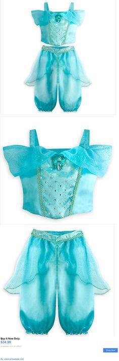 Kids Costumes: Disney Store Princess Jasmine Baby Costume Nwt 3-6 Months BUY IT NOW ONLY: $34.99 #priceabateKidsCostumes OR #priceabate
