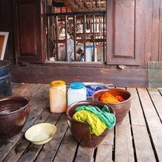 Using Mordants With Natural Plant Dyes - DIY - MOTHER EARTH NEWS