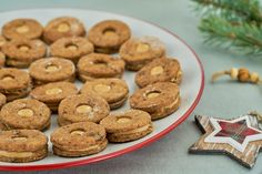 Cookies, Desserts, Fitness, Tailgate Desserts, Biscuits, Deserts, Dessert, Cookie Recipes, Excercise