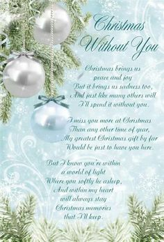 Hun, I miss you so very much each and everyday! Christmas without you here with me is going to be the hardest the absense of you💔 Miss You Mum, Miss My Dad, Merry Christmas In Heaven, Christmas Poems, Christmas Christmas, Christmas Crafts, Christmas Decorations, Without You Quotes, Heaven Poems