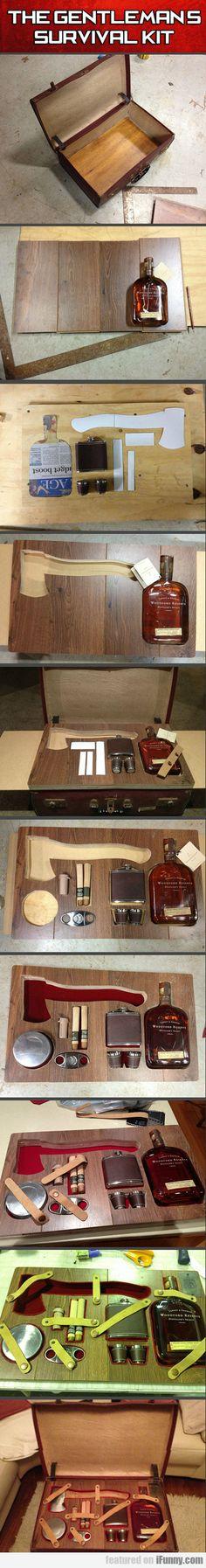 The Gentleman's Survival Kit
