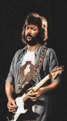The Godfather Wallpaper, Cream Eric Clapton, Eric Clapton Guitar, The Yardbirds, Hollywood, Guitar Players, Star Pictures, Music Photo, Guitar Chords