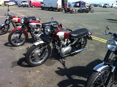 Just before some e moved it Triumph Bonneville T120, Vehicles, Vehicle, Tools