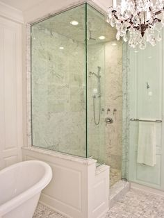 10 Ideas About Walk-in Shower With Seat & Without Seat [Elderly Friendly]  Tags: walk in shower with seat, walk in shower ideas for small bathrooms, walk in shower no door, walk in shower remodel ideas, ceramic tile shower ideas  #Bathroom #BathroomIdeas #Shower #ShowerIdeas #WalkInShowerIdeas #WalkInShowerWithSeat #WalkInShower