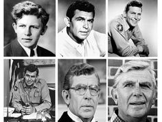 Andy Griffith lived to be 86. I will always remember him as the sheriff of Mayberry. 1926 - 2012