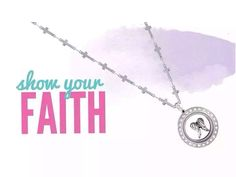 Show your faith with the new Cross Icon Chain & Living Locket now with Swarovski Crystals  http://patricearneth.origamiowl.com