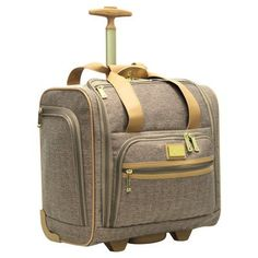 Taylor 15 Wheeled Under Seat Suitcase -- This is an Amazon Affiliate link. Click image for more details.