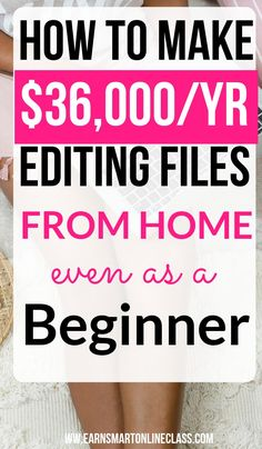 Learn how to make money online editing files for court reporters from home. You … Learn how to make money online editing files for court reporters from home. You …,Job Learn how to make. Ways To Earn Money, Earn Money From Home, Make Money Fast, Earn Money Online, Make Money Blogging, Money Saving Tips, Way To Make Money, How To Make, Making Money From Home