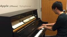 A Pianist Recreates Popular Ringtones and the Results Are Actually Really Fun