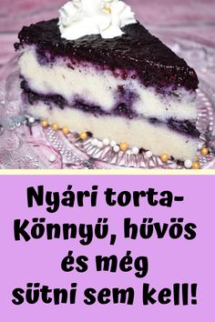 Fruit Recipes, Healthy Recipes, Food And Drink, Drinks, Cake, Ethnic Recipes, Sweet, Foods, Pie Cake