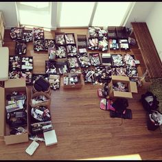 OMG Michelle Phan's Makeup Collection!
