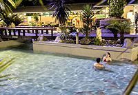 Swimming pool at Taupo DeBretts Spa Resort, our holiday park resort in Taupo