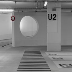 Another parking garage in Stuttgart