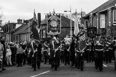 Bridgeton No Surrender Flute Band, Glasgow Scotland