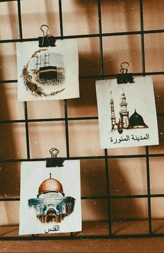 Three of the most beautiful mosques in the world💜🕋🕌 Muslim Images, Islamic Images, Islamic Pictures, Mecca Wallpaper, Islamic Quotes Wallpaper, Arabic Calligraphy Art, Arabic Art, Islamic Art Pattern, Pattern Art